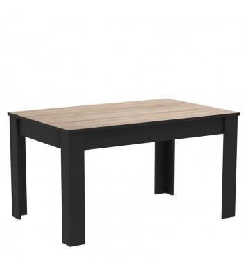 Mesa comedor estilo industrial Wayne 140x90
