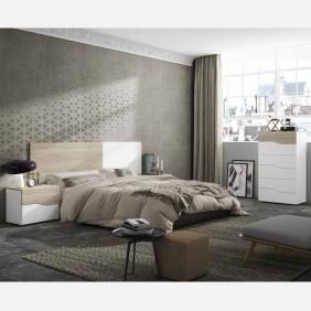Muebles dormitorio matrimonio Couple 2