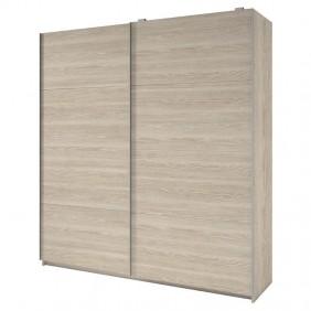 Armario Gran Savona puertas correderas color sable 216x202 cm