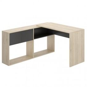 Escritorio mesa oficina rincón Flexo 74x105x141 cm