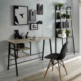 Pack escritorio + estanteria industrial Eibar