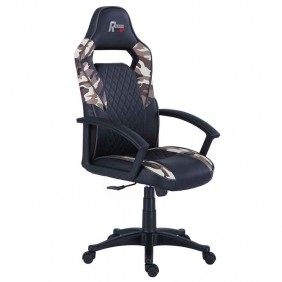 Silla Gamer War camuflaje Shooter