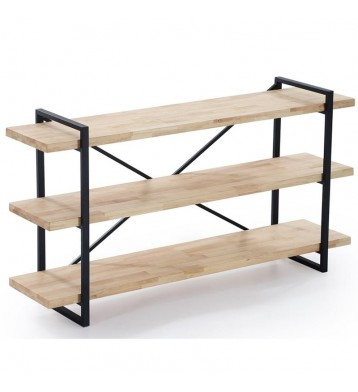 Estanteria Plank 3 roble...