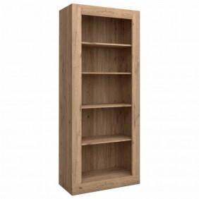 Estantería librería Argos salón comedor naturale 191x80x40 cm