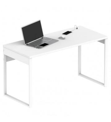 Mesa escritorio blanca...