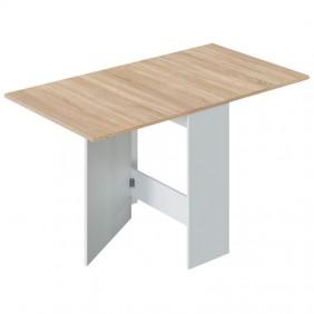 Mesa cocina abatible Fly auxiliar 78x31-140x77 cm