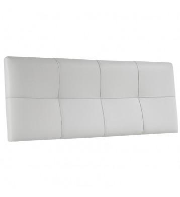 Cabezal polipiel 160x55 Blanco.
