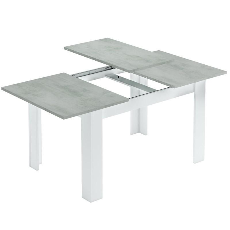 Pack 3 muebles salón diseño Cemento