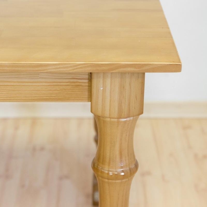 Mesa Atle madera maciza 140x90 cm