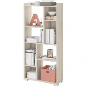 Estantería librería Maka moderna 71x32x154 cm